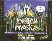 SOUND TAPE CD: Foreign Invasion 2nd Edition 4xCD